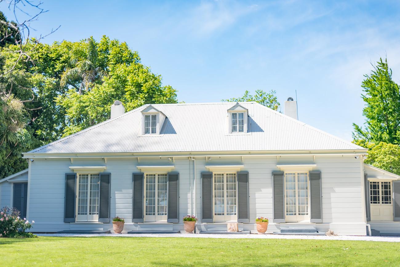 The Elms | Te Papa Tauranga House
